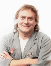 Ausbildungsleiter Konrad Socher