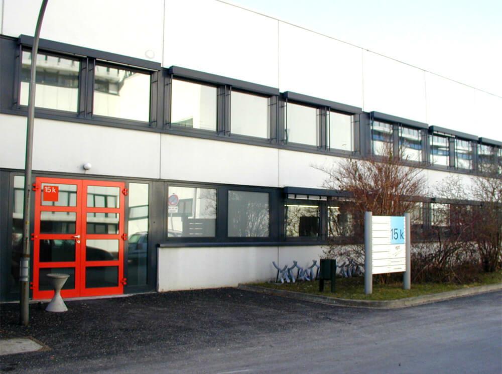 Werk Augsburg