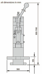 HKP16 Abmessungen 1
