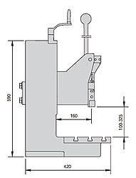 HKP16 Abmessungen 2