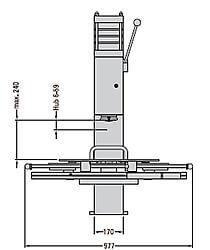 HKP35 Abmessungen 2
