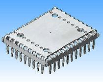 Leiterplatten-Kontaktierung oder -Verbindung