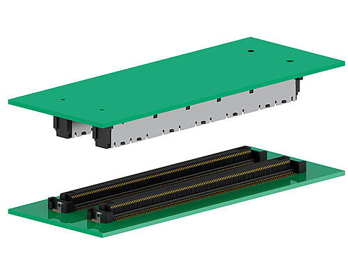 PICMG Steckverbinder Connector Features