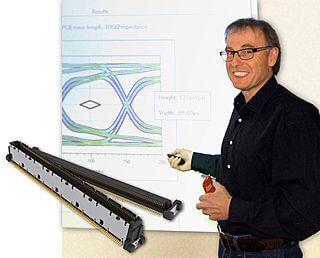 Produktmanager SMT Steckverbinder für COM Express-Anwendungen