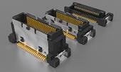 Colibri SMT-Steckverbinder von ept mit dickerer Goldbeschichtung