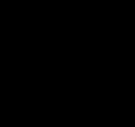 Abmessungen One27 Messerleiste abgewinkelt 80-polig