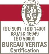 logo iso9001 14001 iso ts16949 iso50001 rgb