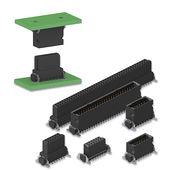 Kurze Lieferzeiten: SMT-Leiterplattensteckverbinder im Raster 1.27mm