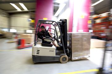 Logistiker Bereitstellung / Produktionslogistik