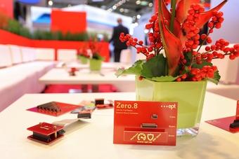 Zero8 Tisch electronica Ept