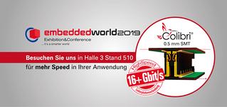Slide Startseite embeddedworld 2019 2000x940pxDE
