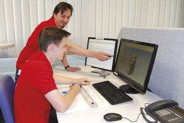 Technischer Produktdesigner-Ausbildung-Inhalte