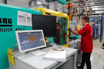 ept Ausbildung Verfahrensmechaniker Spritzgussmaschine