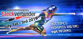 EMC and High Speed - ept at the Connectors User Congress Würzburg, Germany