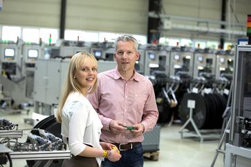 Area Sales Manager Steckverbinder Hessen und Umland