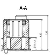Zero8 Plug Profilschnitt