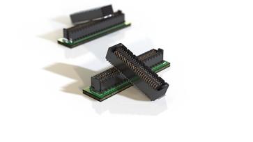 Die Zero8 Board-to-Board Steckverbinder mit ScaleX Anschlusstechnologie