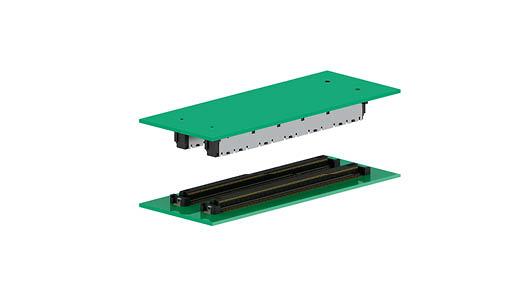 PICMG Colibri Steckverbinder für COM Express 0,5 mm SMT