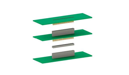 Varpol Stift- und Buchsenleisten Leiterplattenverbindungen
