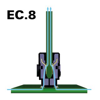 EC8 Highspeed mit Pfeile.Produktseite