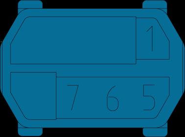 hm Kodiereinsatz ML 1567 Zeichnung